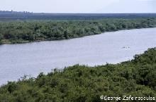 Ο Έβρος ποταμός.
