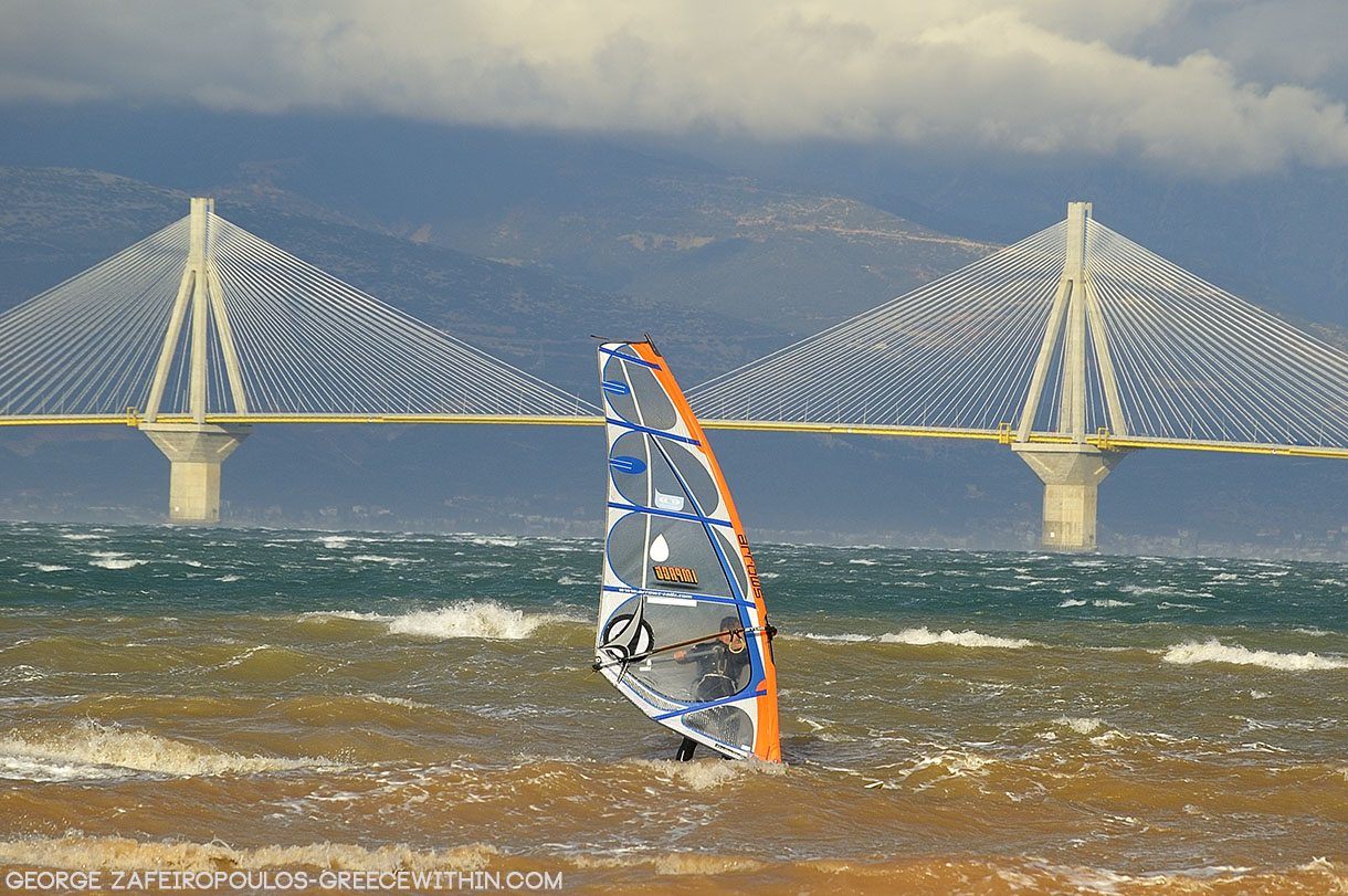 Rio of Patras - Feather in the wind